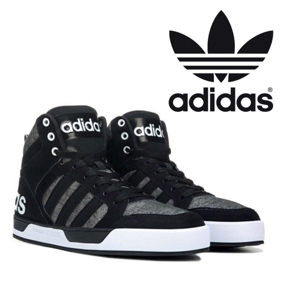 ADIDAS Neo Raleigh 9TIS High Top Sneakers 8